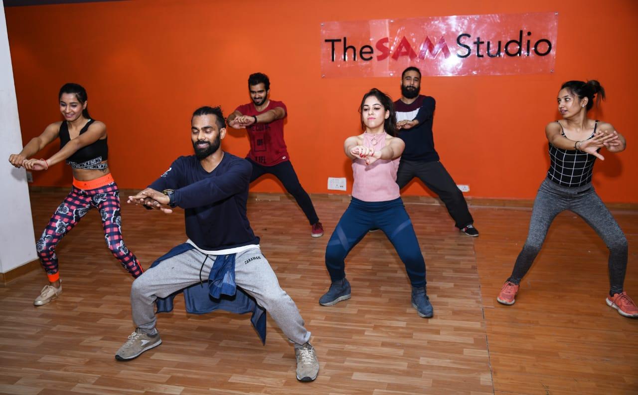 sam fitness studio
