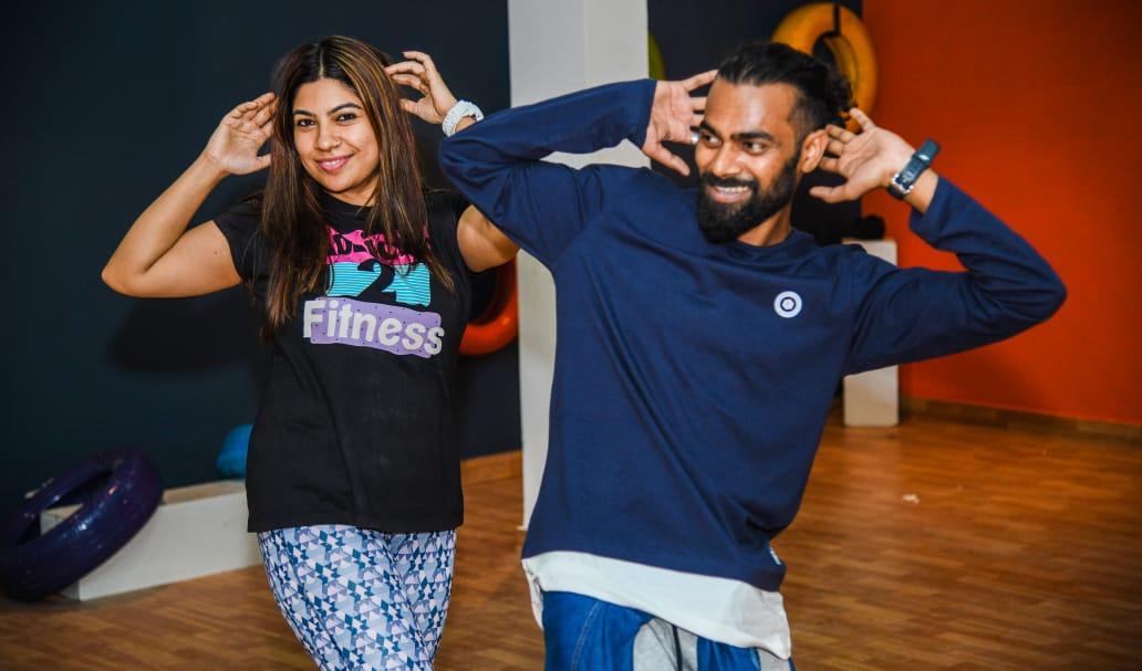 best dance trainer in vasant kunj