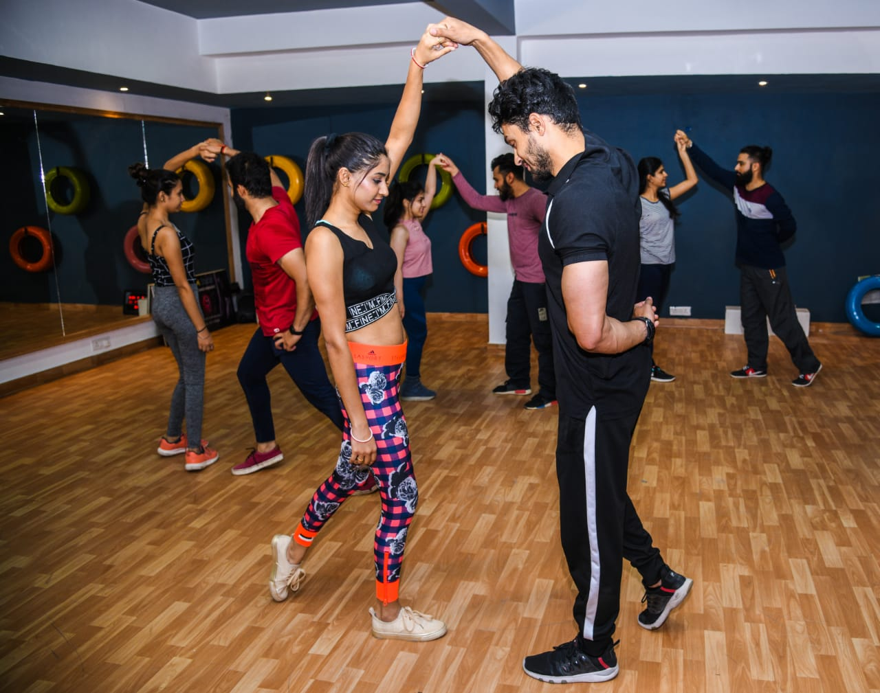 bollywood bhangra dance classes in vasant kunj