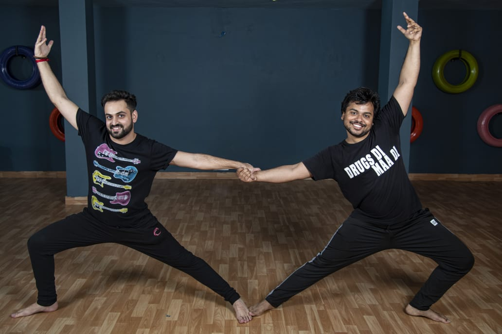 dance studio in Delhi