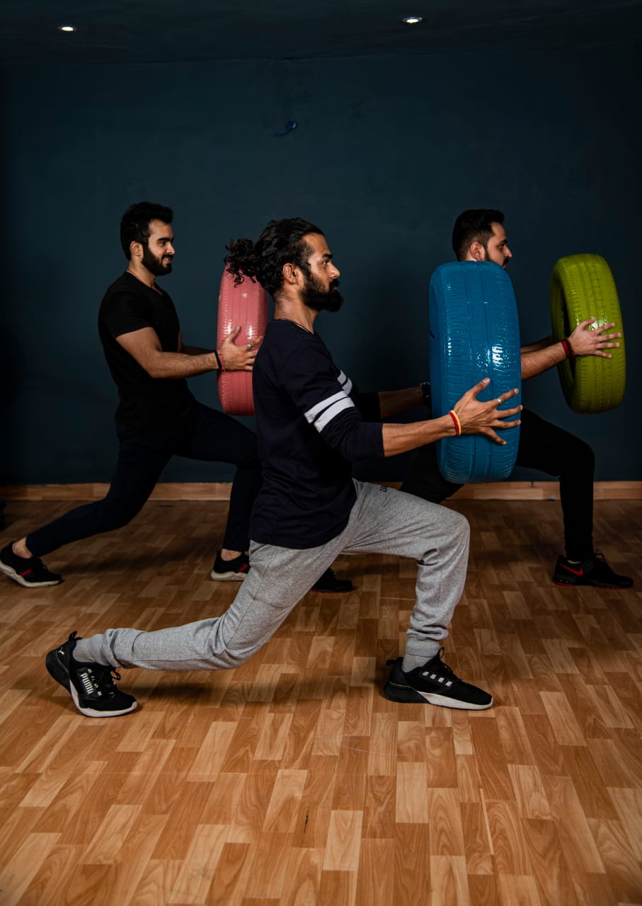 fitness classes in vasant kunj