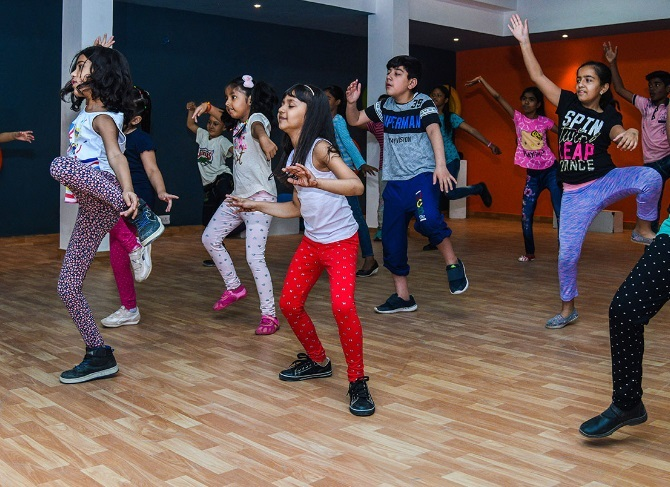 kids dance classes near me
