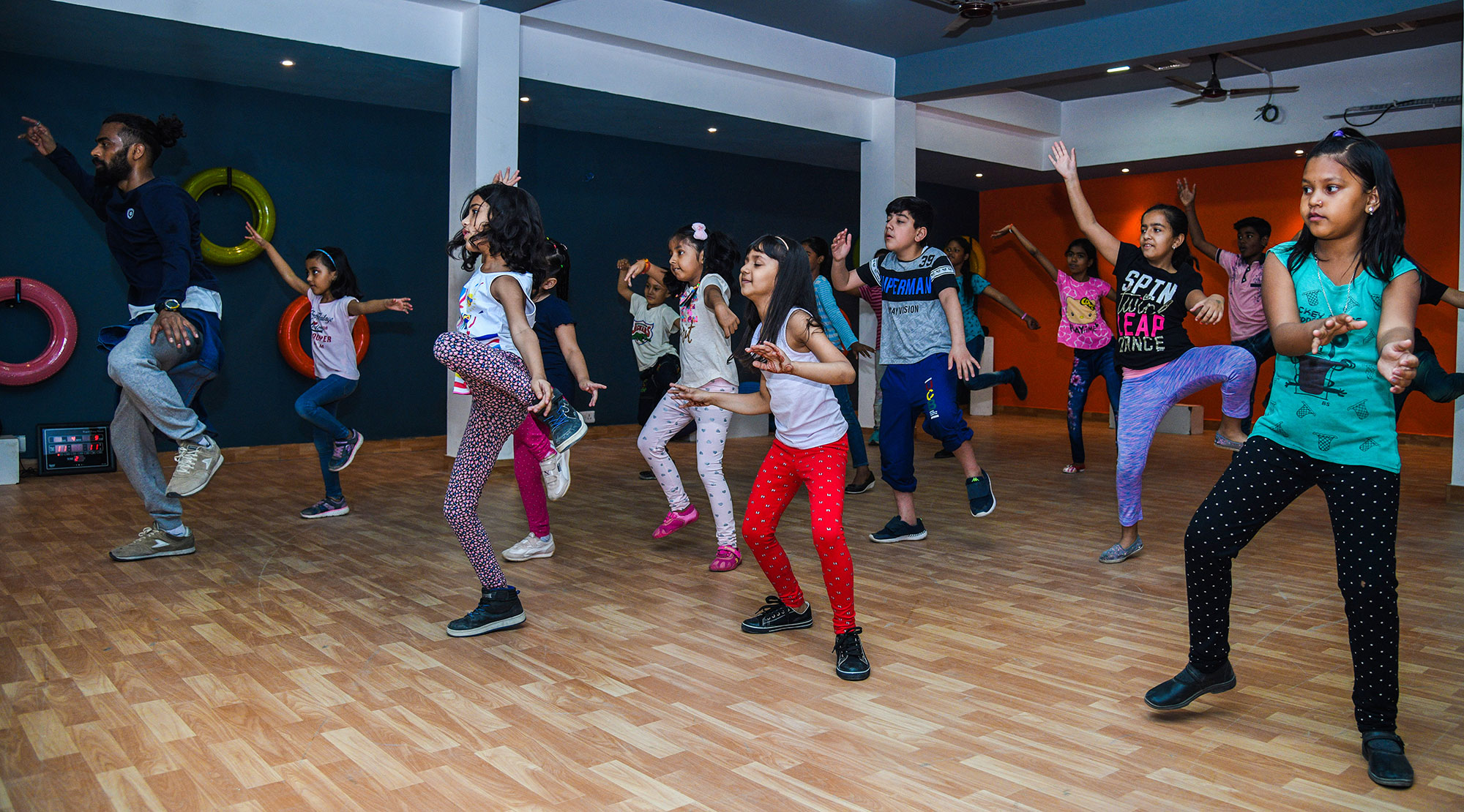 dance trainer in vasant kunj