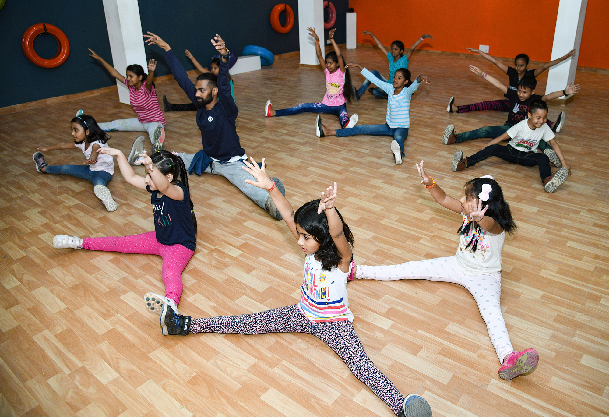 dance trainer in delhi