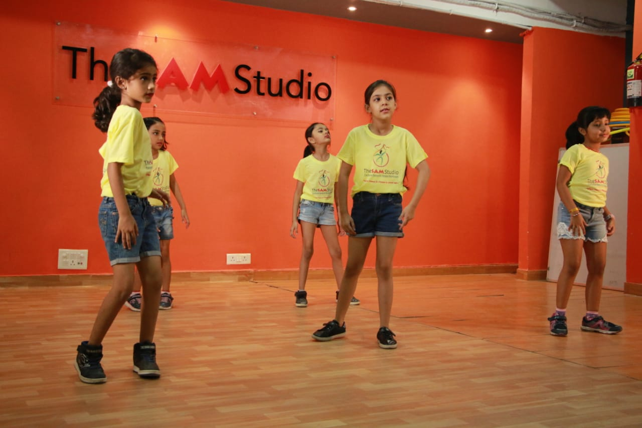 the sam studio in Vasant kunj