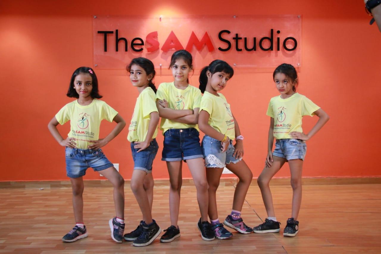 dance classes in vasant kunj