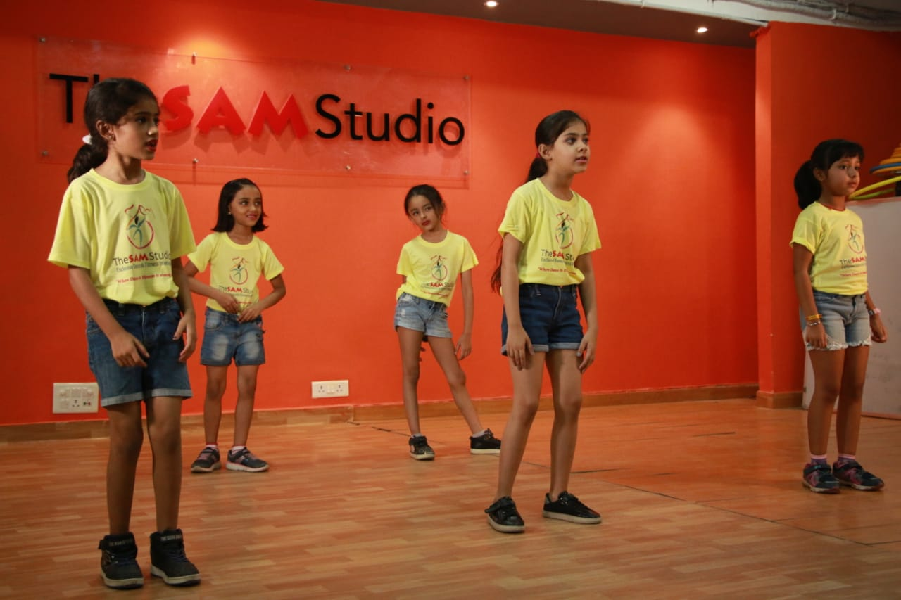 kids dance studio in delhi
