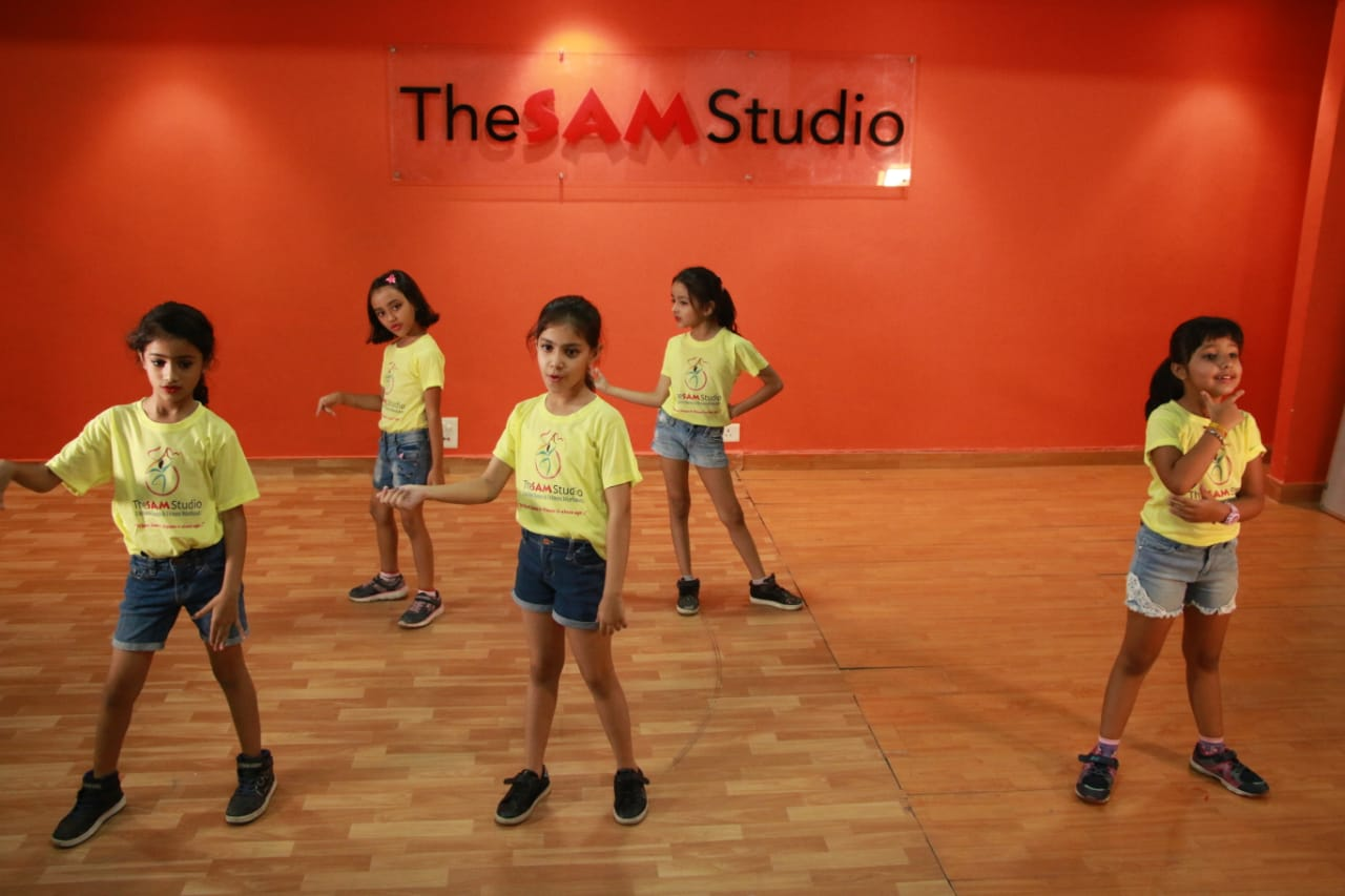 dance studio in Vasant kunj
