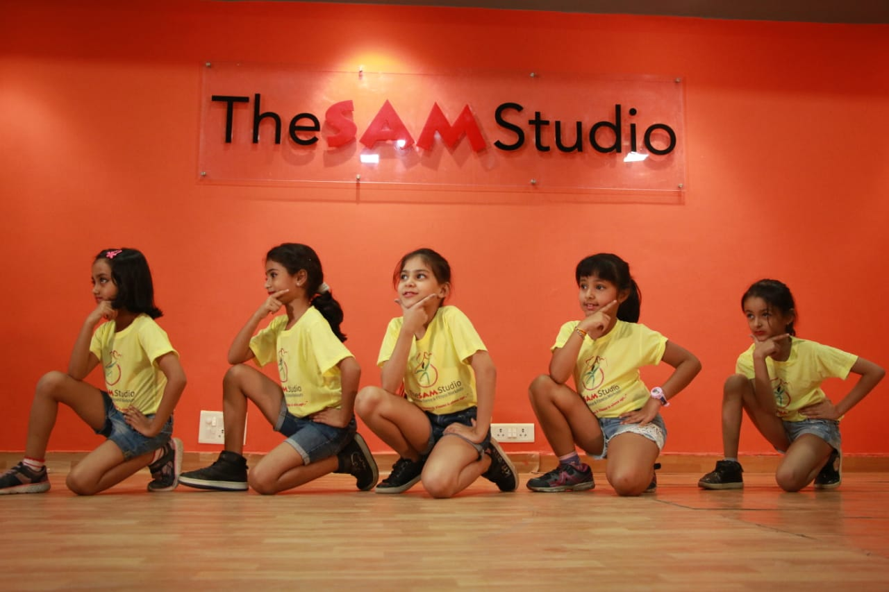 the sam studio kids dance