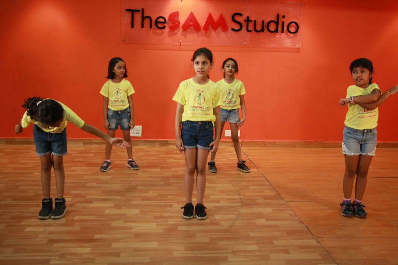 the sam studio