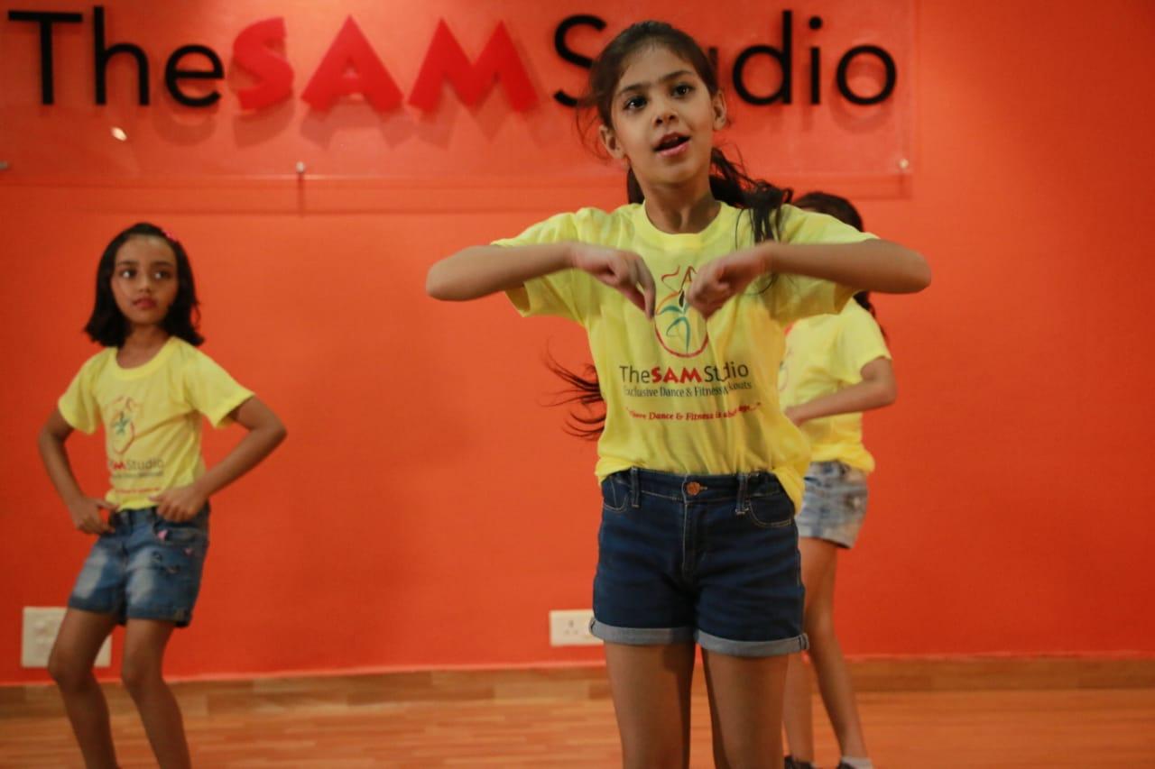 the sam studio Vasant kunj