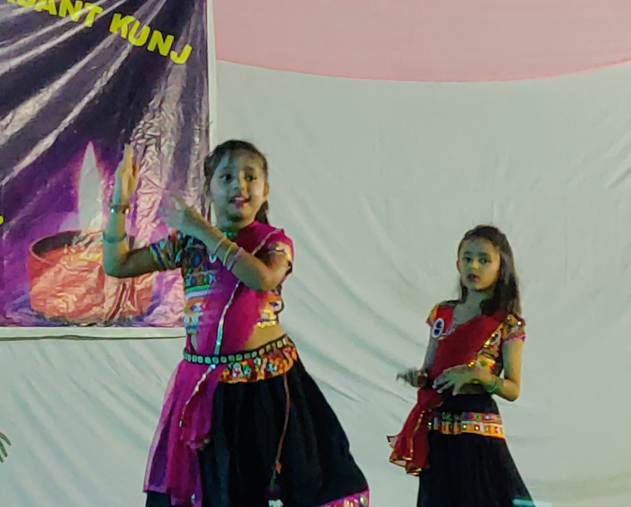 child dance classes in Vasant kunj