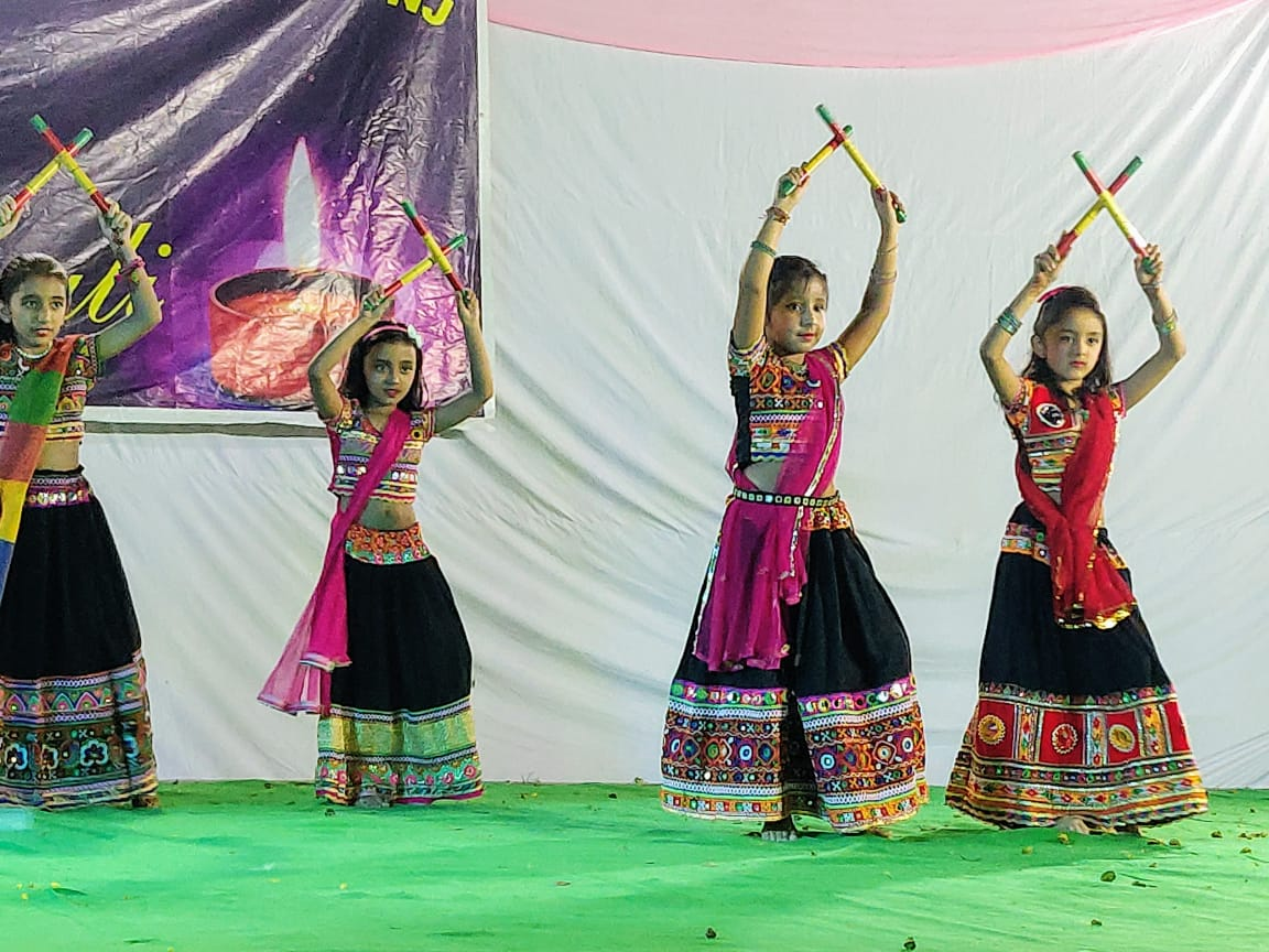 child dance classes in delhi