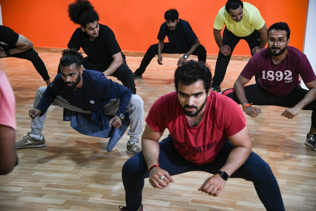 fitness centre in vasant kunj